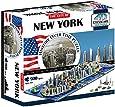 4D New York City Skyline Time Puzzle