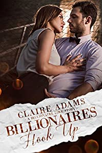 Billionaires Hook Up by Claire Adams ebook deal