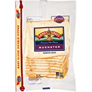 Land O Lakes Sliced Muenster Cheese, 10 ct, 8 oz.