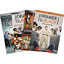 Orange is the new black Complete Series - Seasons 1,2,3 & 4 Collection Set + Digital Copy