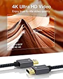 HDMI Cable 4K 10ft, iVANKY 18Gbps High Speed HDMI
