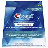 Crest 3D White Whitestrips 1 Hour Express, 7 Treatments, packaging may vary