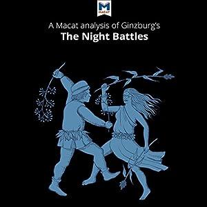 A Macat Analysis of Carlo Ginzburg's The Night Battles Audiobook