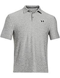 Elevated Heather Polo Tee - Men's