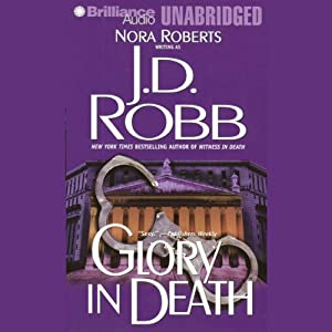 Glory in Death: In Death, Book 2 Audiobook