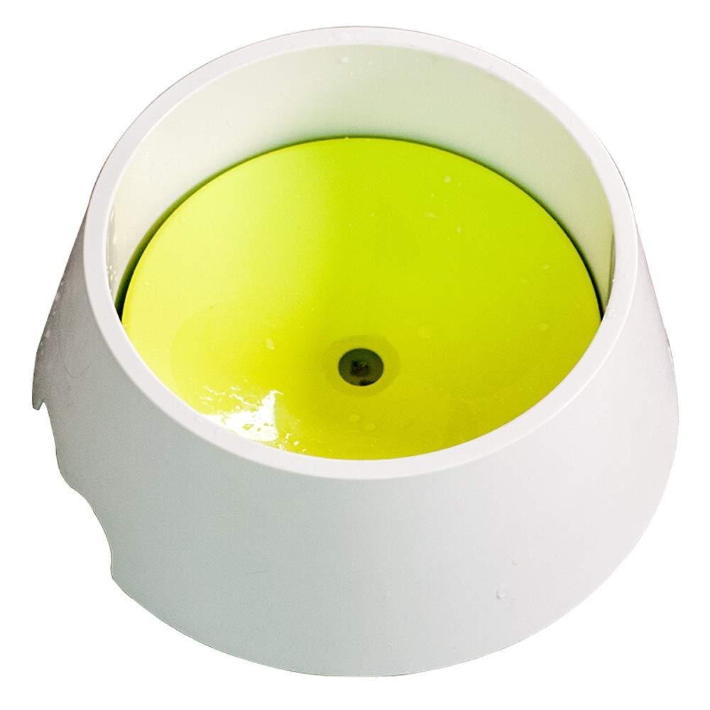 White Pet Bowl Cat Bowl Dog Pot Dog Cat Bowl Pet Food Bowl Bowl Bowl Cat and Dog Rice Bowl Pet Supplies (color   White)