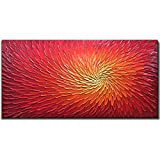 Amei Art Paintings,24X48 Inch 3D Hand-Painted