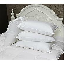 """Royal Elite European Down Pillow 1 pair (2 Pieces) (King 20"""" x 36"""" 26oz.)"""