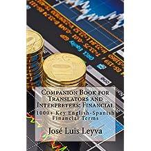 Companion Book for Translators and Interpreters: Financial