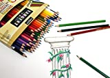 Sargent Art Premium Coloring Pencils, Pack of 50