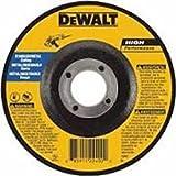 "DEWALT DWA4512 Metal Grinding Wheel, 5"" X 1/8"" X 7/8"""