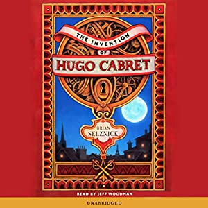 The Invention of Hugo Cabret Audiobook