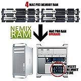 16GB (4X4GB) NEMIX RAM MEMORY FOR APPLE MAC PRO 2008 3,1 (XEON QUAD-CORE, 8-CORE) FBDIMM