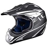 Yescom DOT Outdoor Adult Full Face MX Helmet Motocross Off-Road Dirt Bike Motorcycle ATV L