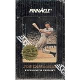 Pinnacle Joe Dimaggio Exclusive 30 Card Set by Pinnacle