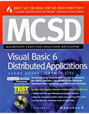 MCSD Visual Basic 6 Distributed Applications Study Guide (Exam 70-175) with CDROM by Syngress Media Inc