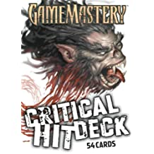 Gamemastery Critical Hit Deck New Printing ,by unknow ( 1000 ) Cards
