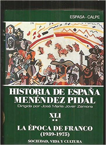Hª de España, t.xli/2 : la epocade Franco: Amazon.es: Raymond Carr: Libros