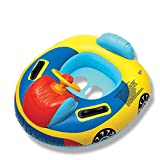 FZAY Baby Swim Float Seat Boat Baby Toys Swim Activity Infant Swim Rings