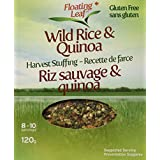 Floating Leaf Wild Rice Products-Wild Rice and Quinoa Harvest Stuffing, 120Gm
