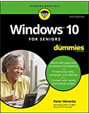 Windows 10 for Seniors for Dummies, 3rd Edition