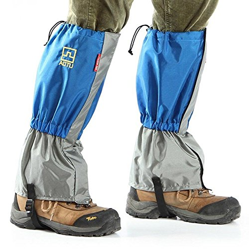 MAIYU-Outdoor-Waterproof-Windproof-Gaiters-Leg-Protection-Guard-Skiing-Hiking-Climbing-Moutaineering