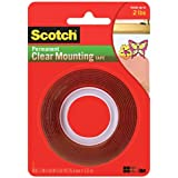 Amazon Com Scotch Indoor Mounting Tape Heavy Duty 1 X