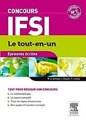 Concours IFSI - le tout-en-un - épreuves écrites