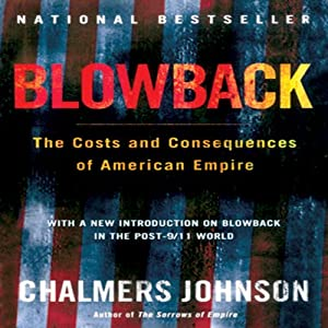 Blowback (Second Edition) Audiobook