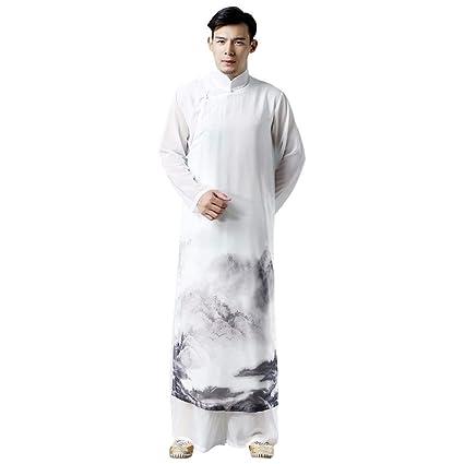 Amazon com : ZooBoo Tai Chi Uniform Robe - Chinese