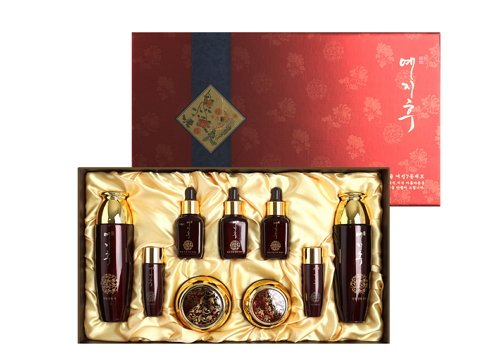 Korean-CosmeticsYejihu-Herbal-Skin-Care-Premium-Jinyul-7pc-Set