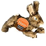 Hartz Nature's Collection Small Plush Dog Toy EACH (Toy Varies: Rhino, Monkey, or Lion) (Pack of 9)