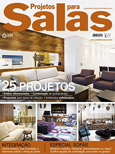 Amazon.com: Projetos para Salas Ed 13 (Portuguese Edition ...