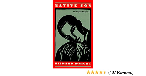 Native son richard wright 9780060809775 amazon books fandeluxe Images