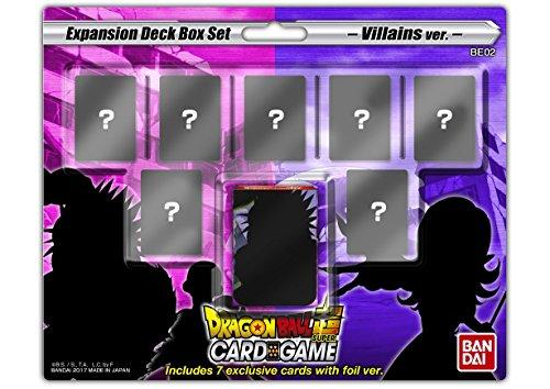 (Dragon Ball Super Card Game Expansion Deck Box Set 02 - Dark Demon's Villians by Bandai)