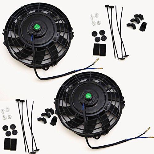 7 inch radiator fan - 7