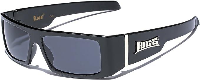 Mens OG Locs Dark Sunglasses