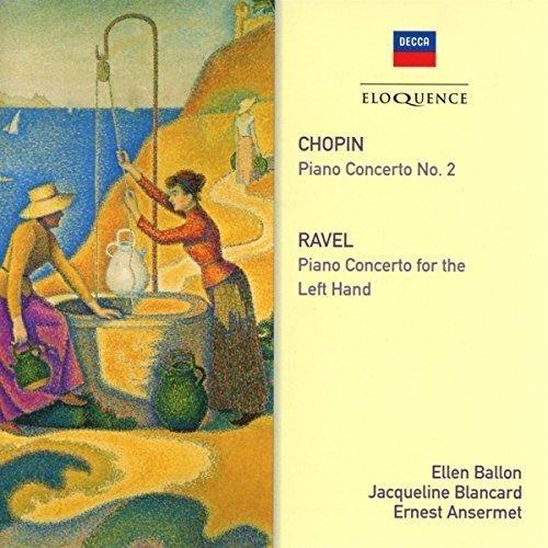 Price comparison product image Chopin: Piano Concerto 2 / Ravel: Piano Concerto