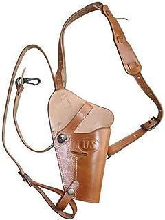 British WWI & WWII Signal Flare Pistol Leather Holster: Amazon co uk