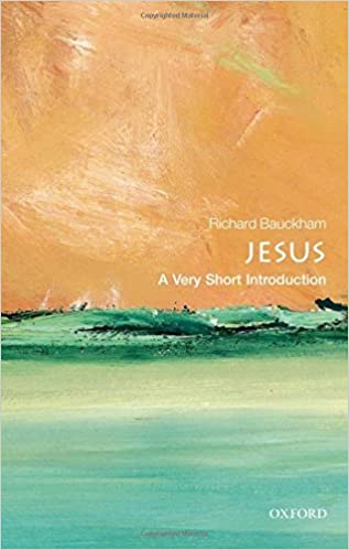 Image result for Jesus: A very short introduction bauckham