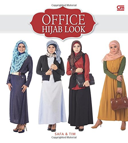 Office Hijab Look Amazon Co Uk Safa Safa 9786020300689 Books