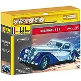 Heller - 50707 - Maquette - Voiture - Delahaye 135 - Echelle 1/24 - Kit