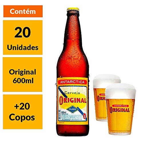 Kit Cervejeiro Original 600ml Copo