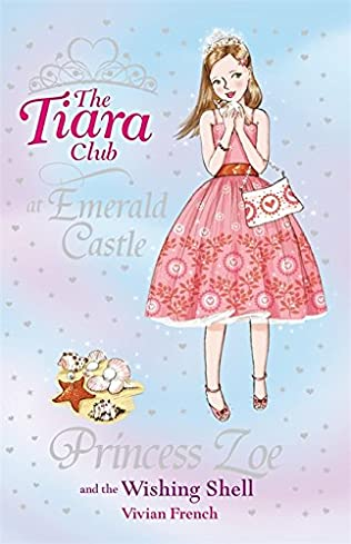 book cover of Princess Zoe and the Wishing Shell
