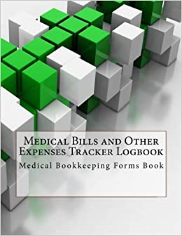 medical bills and other expenses tracker logbook medical