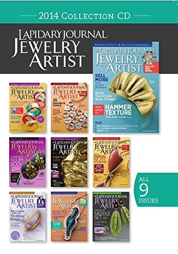 (Lapidary Journal Jewelry Artist 2014 Collection)
