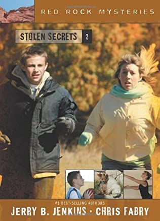 book cover of Stolen Secrets