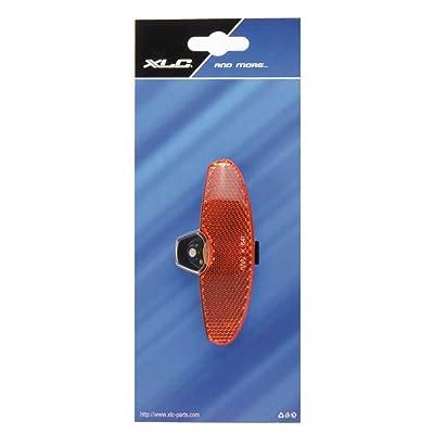 XLC Rondo plus support arrière, Rouge, 10x 6x 4cm