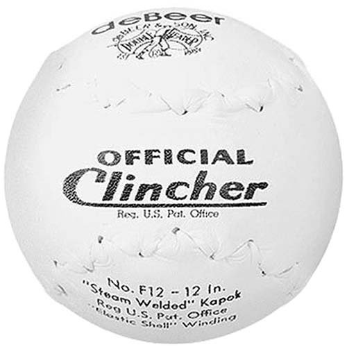 deBeer F12 Official Clincher Softball 12