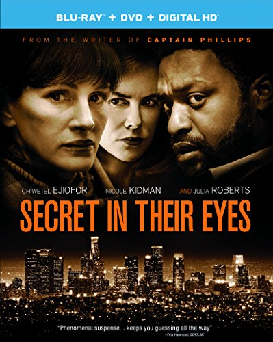 Blu-ray : Secret in Their Eyes (With DVD, Ultraviolet Digital Copy, 2 Pack, Snap Case, Slipsleeve Packaging)